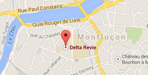 DELTA REVIE 03: 29 Avenue Jules Ferry, 03100 MONTLUCON